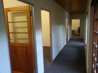 New offices at Inkosi lodge